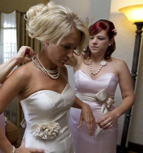 June Wedding Preparations