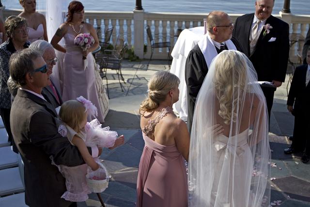 June Wedding at Hotel Baker