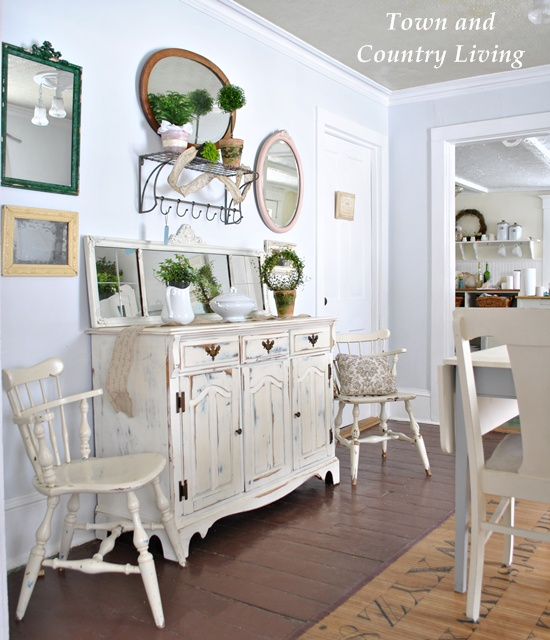 Farmhouse Dining Buffet