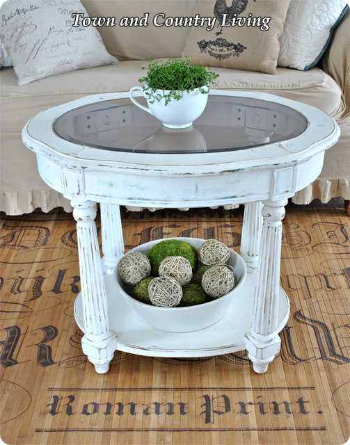 Shabby Coffee Table