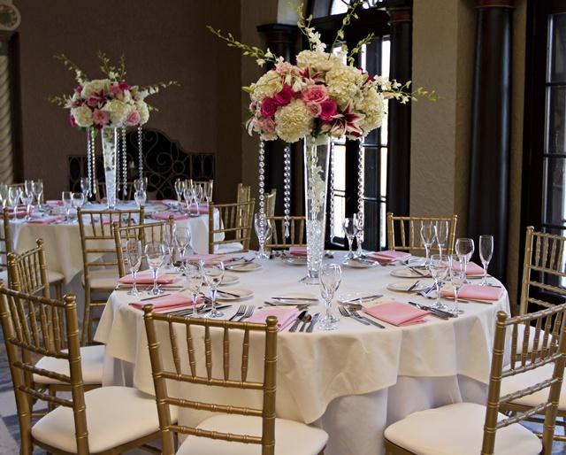 Wedding Reception at Hotel Baker