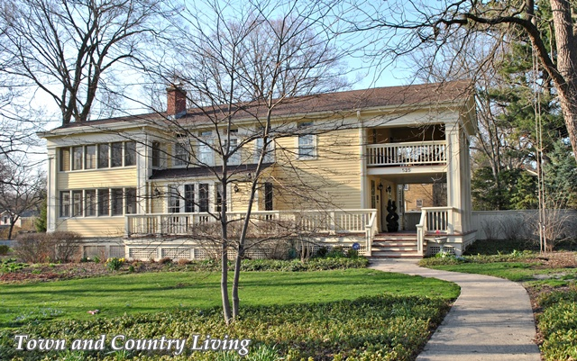 Historic clapboard home