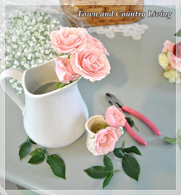 Simple Tips for Arranging Flowers