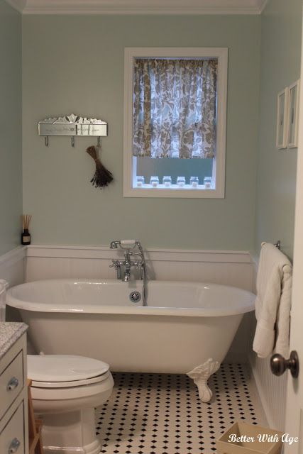 Better with Age Powder Room