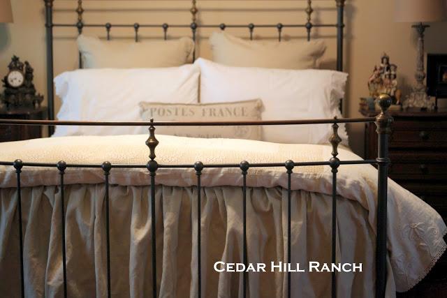 Cedar Hill Ranch Bedroom
