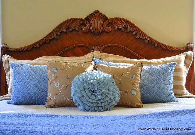 Worthing Court Bedroom
