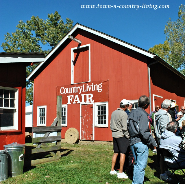 Country Living Fair in Columbus, OH via Town and Country Living