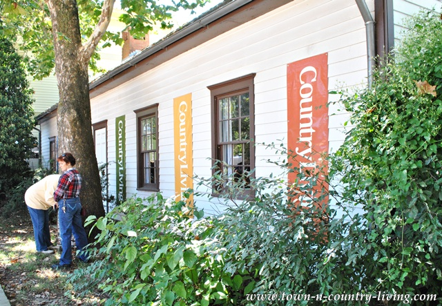 Country Living Fair in Columbus, Ohio via Town and Country Living