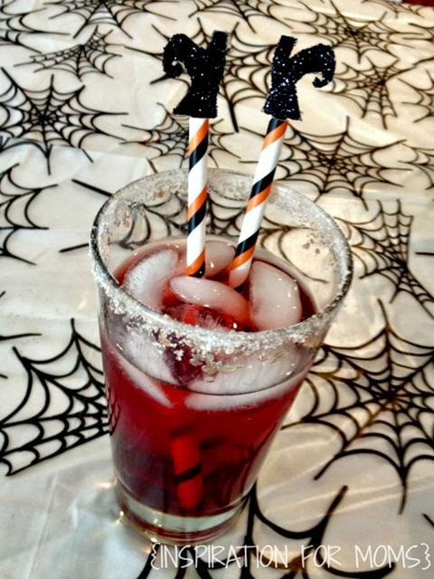 Inspiration for Moms Halloween Drink