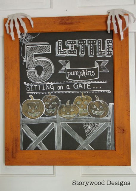 Storywood Designs Chalkboard Art