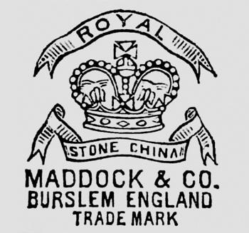 White Ironstone Trademark