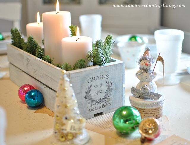 Christmas Holiday Giveaway via Town and Country Living