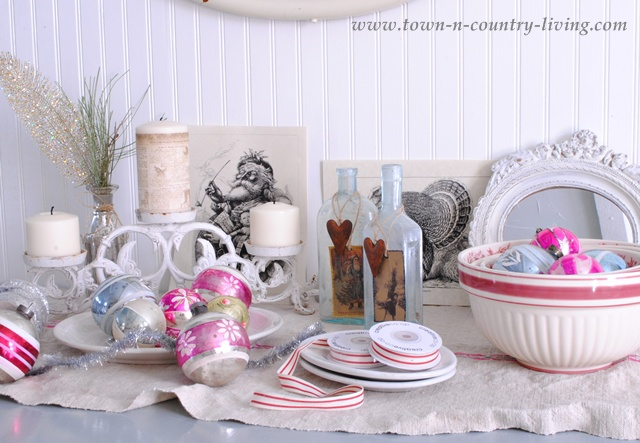 Flea Market Haul via Town and Country Living