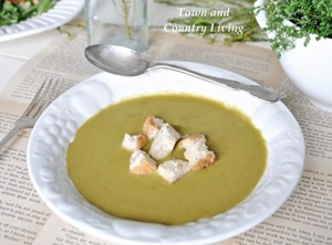 Healthy Greens Soup