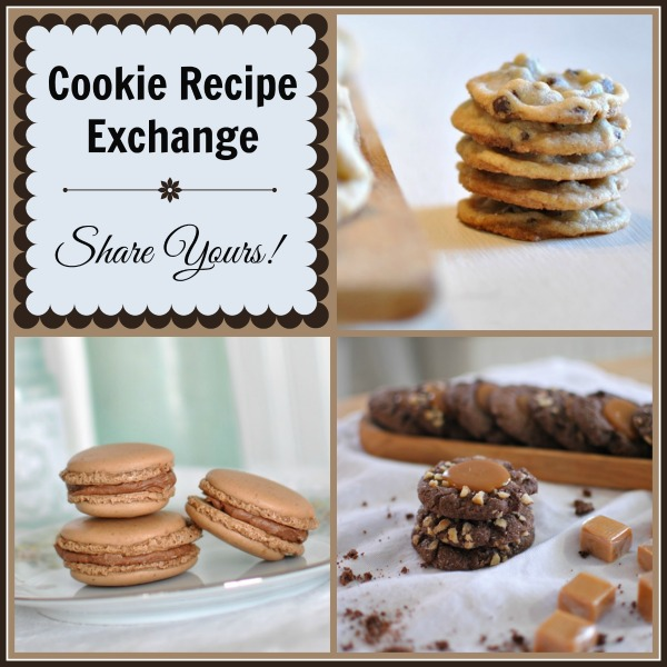 Cookie Recipe Exchange via Town and Country Living