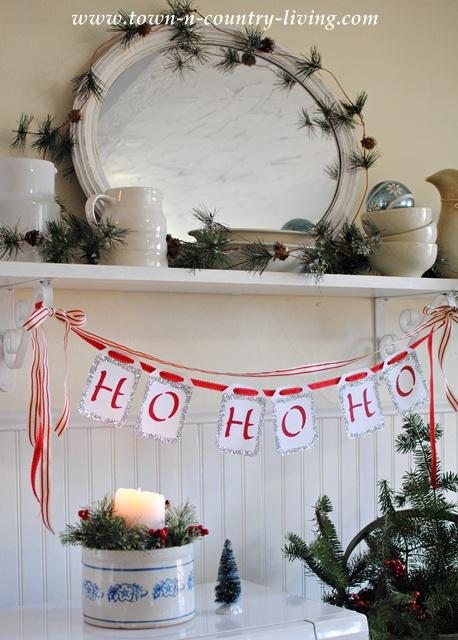 Create a Christmas Banner