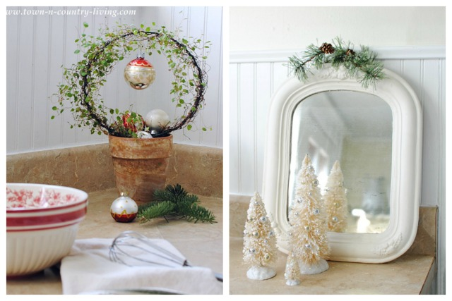 Vintage Christmas Home Tour