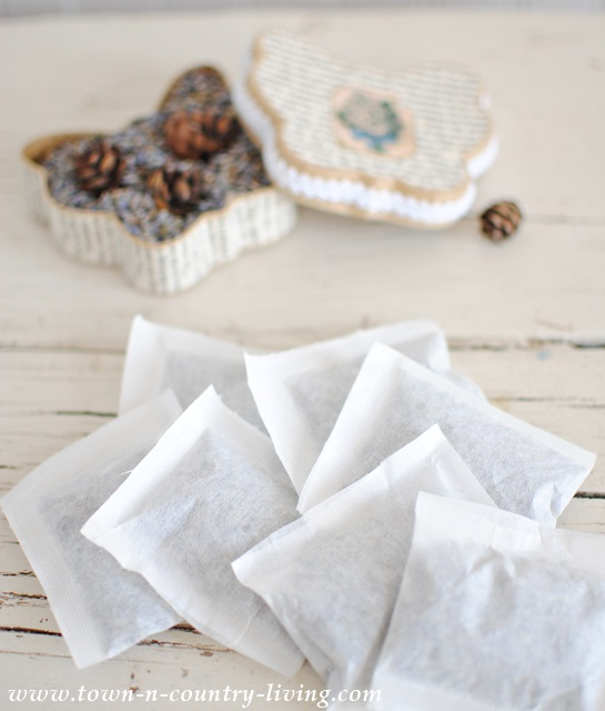 How to Make Lavender Potpourri - Town & Country Living