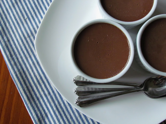 Dark Chocolate Creme Brulee by Call Me PMC