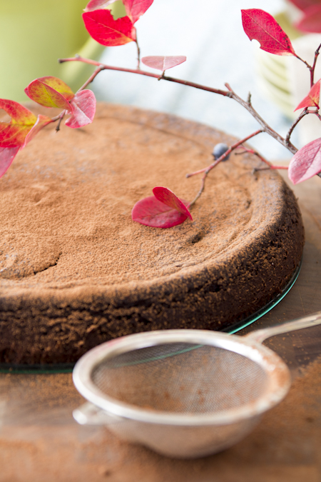 flourless-chocolate-torte by Healthy Seasonal Recipes