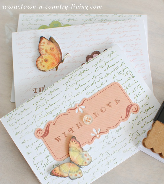 Creating Homemade Greeting Cards