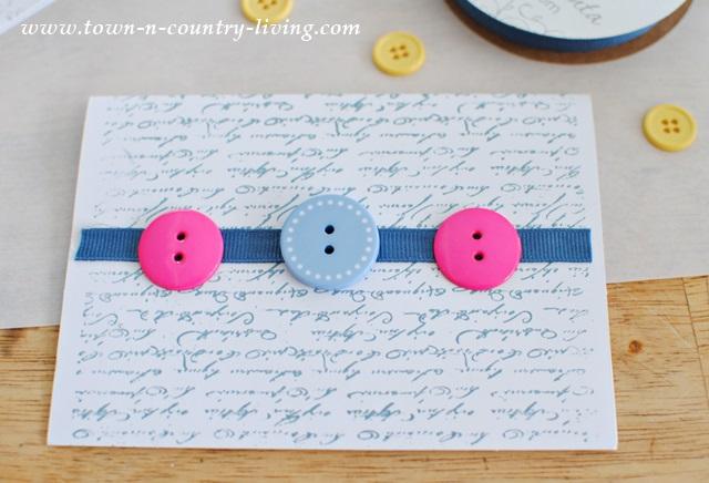 Making Handmade Greeting Cards