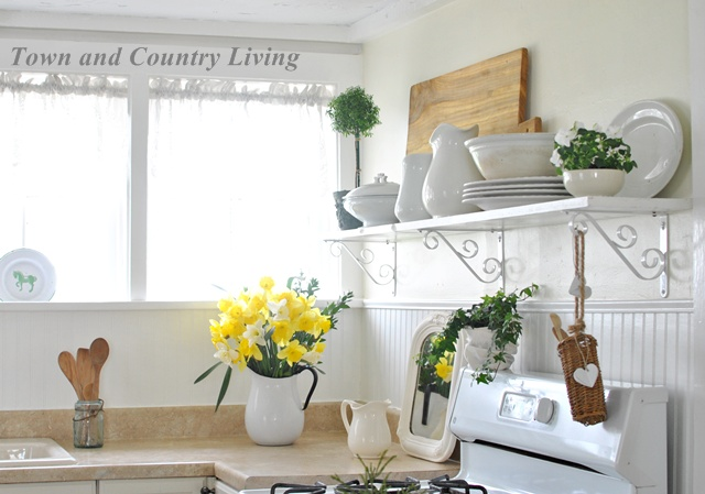 Open-Shelving-in-a-Farmhouse-Kitchen Open Shelving Country Kitchen Ideas on country kitchen paint ideas, country kitchen booths, country kitchen staging ideas, country living room decorating ideas, country kitchen wainscoting ideas, country kitchen with shelves, country kitchen theme ideas, country kitchen wall shelves, kitchen shelves ideas, country kitchen decor ideas, country kitchen craft ideas, for small kitchens kitchen ideas, country kitchen flooring ideas, rustic open kitchen ideas, country kitchen makeover ideas, country kitchen office ideas, kitchen storage ideas, vintage kitchen ideas, country kitchen cabinet refacing ideas, kitchen countertop ideas,