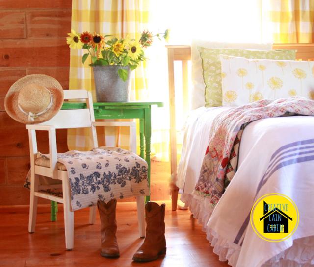 Creative-Cain-Cabin-Bedroom