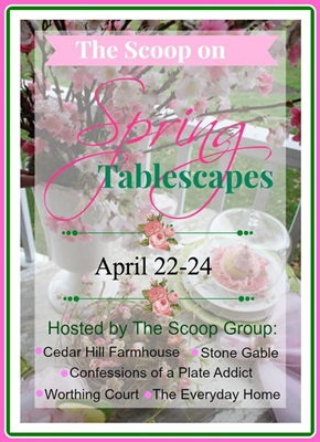 Week of Pretty Tablescapes