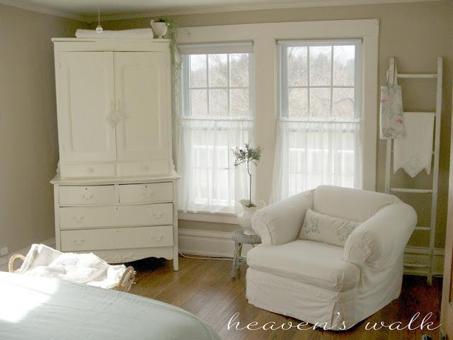 Swedish Style Farmhouse Bedroom
