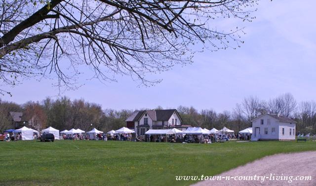 Main Street Market Festival at Midway Village