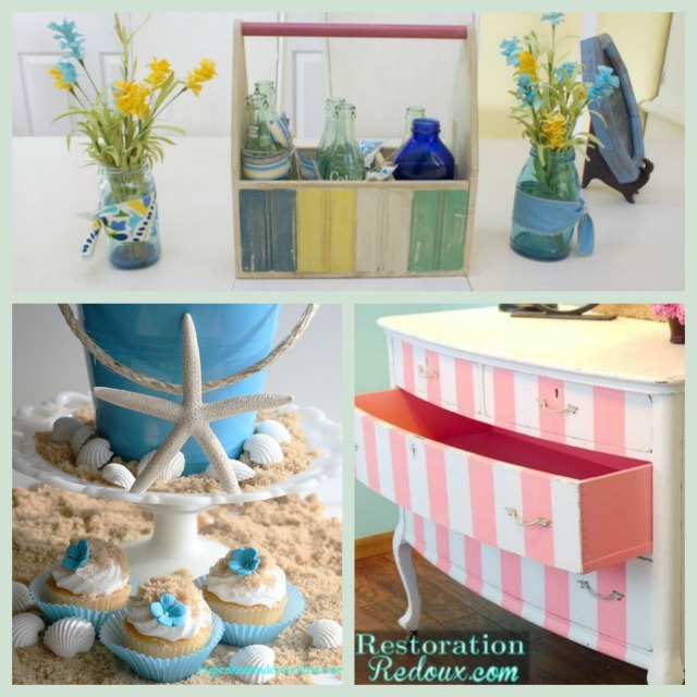 Colorful Summer DIY Projects