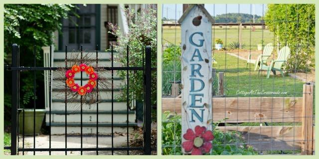 Summer Gates and Gardens