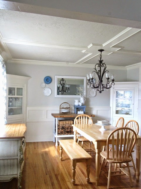 The Wicker House Dining Room
