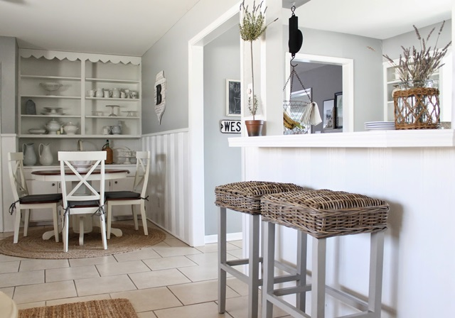 Dining Areas in Charming Elegant Home