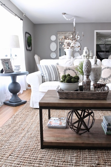 Charming Elegant Home with Beautiful Vignettes