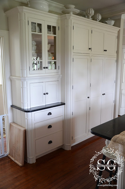 Custom Cabinetry is Kitchen Pantry at StoneGable blog