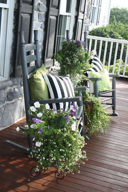 Front Porch at Stone Gable Blog