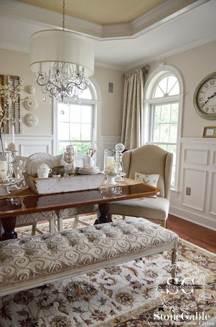 Traditional Elegance at Stone Gable Blog