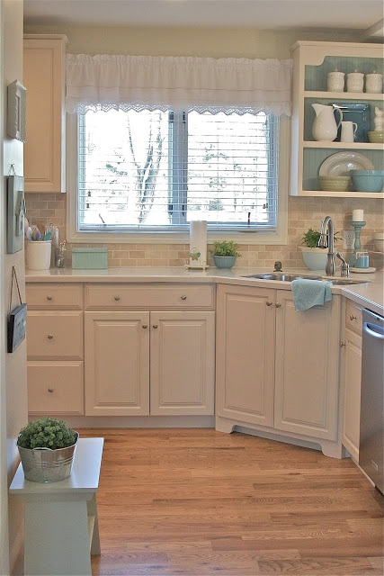 Cottage Coastal Style Kitchen