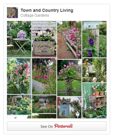 Cottage Gardens Board on Pinterest