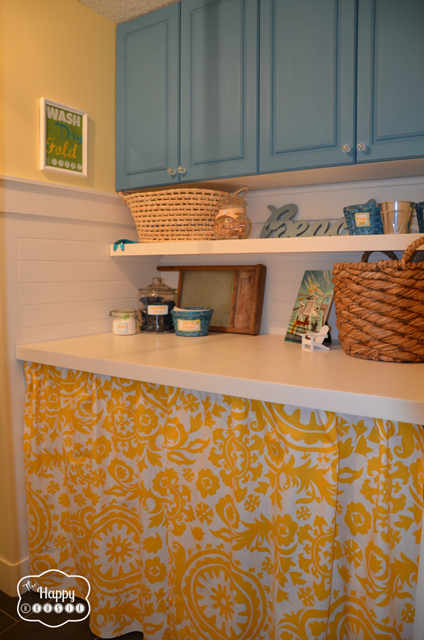Combination Laundry Room and Mud Room