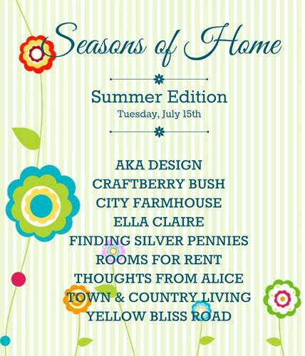 Seasons of Home Summer Edition