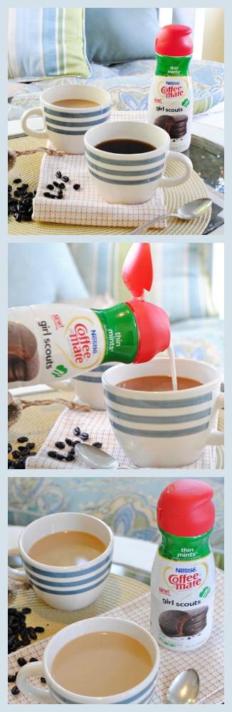 Add Nestle® Coffee-mate® Creamer for an Enjoyable Cup o' Joe