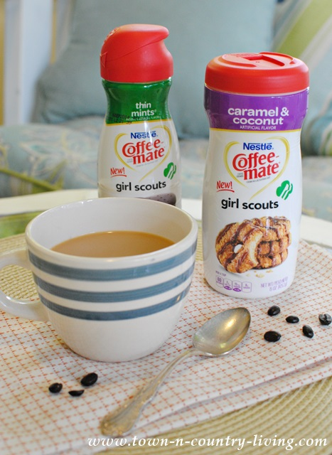 Coffee-mate® Girl Scouts® Creamers