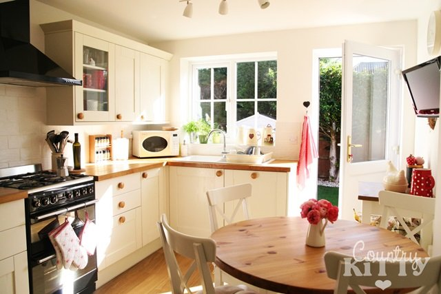 Country Scandinavian Style Kitchen