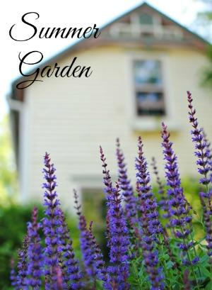 Early Summer Garden in Illinois