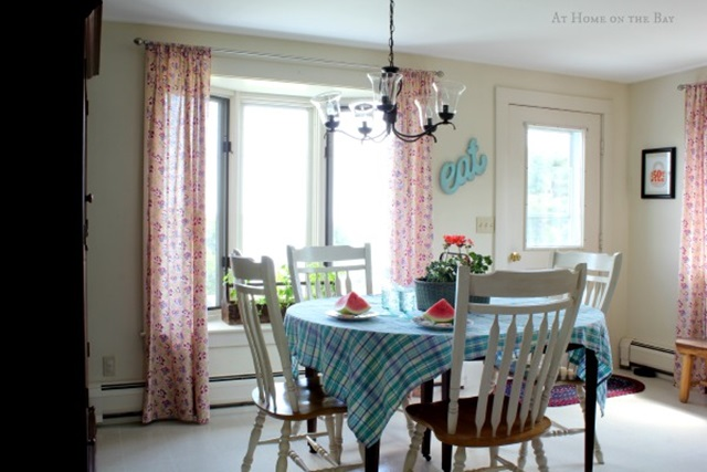 Cottage Style Kitchen Dining Set