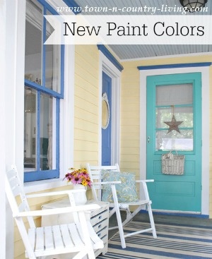 Fun and Colorful Exterior Paint Colors