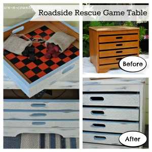 Roadside Rescue Game Table
